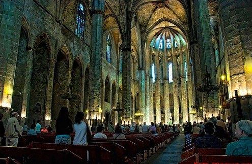 La Catedral del Mar – en Netflix